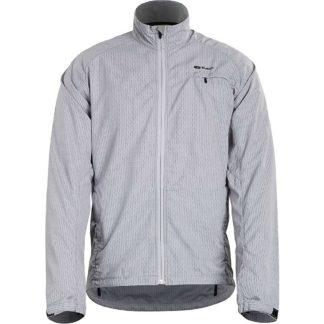 Sugoi Men's Zap Training Jacket - Large - Light Grey Zap