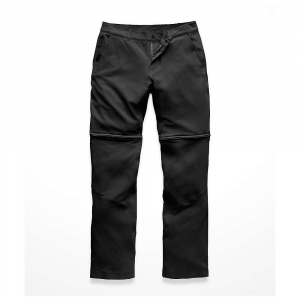 The North Face Women's Paramount Convertible Pant - 6 Long - TNF Black
