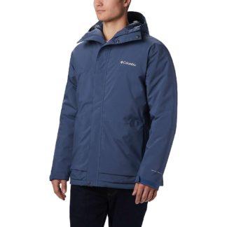 Columbia Men's Horizon Explorer Insulated Jacket - 2X - Dark Mountain