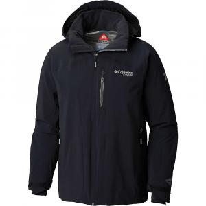 Columbia Men's Snow Rival Titanium Jacket - Small - Black