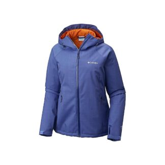 Columbia Women's Top Pine Insulated Rain Jacket - Small - Eve Melange