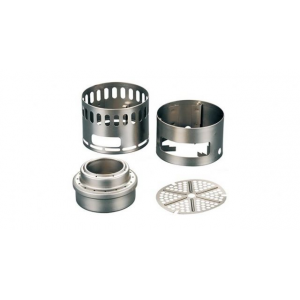 Evernew Titanium Stove DX Sets