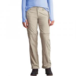ExOfficio Women's BugsAway Sol Cool Ampario Convertible Pant - 10 Short - Tawny