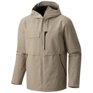 Mountain Hardwear Overlook Shell Jacket - Men's, Badlands, S