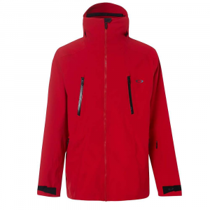 Oakley Men's Ski Shell 15K/3L Jacket - XL - Red Line