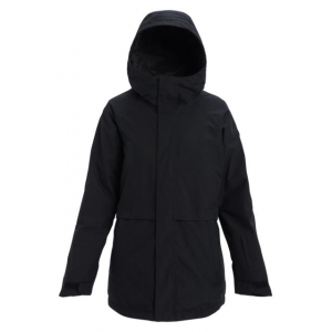 Burton Kaylo Shell Jacket - Women's, True Black, Small