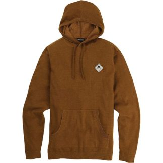 Burton Men's Wild Country Hooded Sweater - Small - Monks Robe