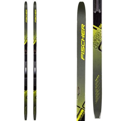 Fischer Twin Skin Cruiser EF Cross Country Skis