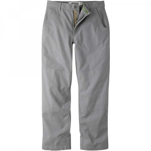 Mountain Khakis Men's Alpine Utility Relaxed Fit Pant - 31x32 - Gunmetal