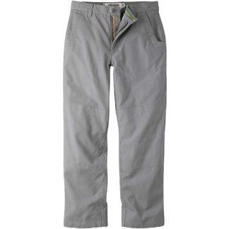 Mountain Khakis Men's Alpine Utility Relaxed Fit Pant - 32x30 - Gunmetal