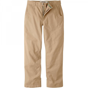Mountain Khakis Men's Alpine Utility Relaxed Fit Pant - 32x34 - Yellowstone