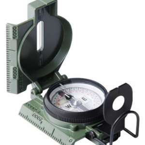 Cammenga Phosphorescent Lensatic Compass 27 - Southern Hemisphere, Box, Olive Drab
