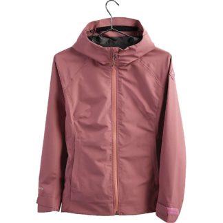 Burton Women's GTX 2L Packrite Rain Jacket - Medium - Rosebud