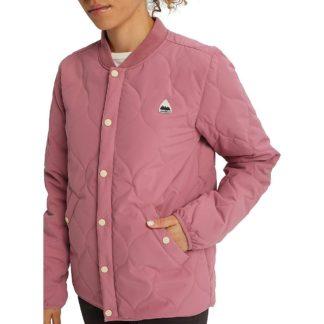 Burton Women's Kiley Insulator Jacket - Large - Rosebud
