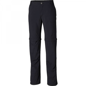 Columbia Women's Silver Ridge 2.0 Convertible Pant - 10 Regular - Black