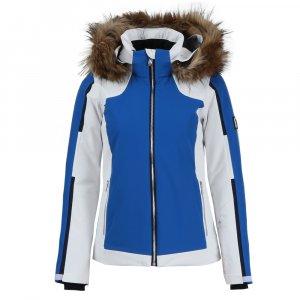 Descente Niya Insulated Ski Jacket with Faux Fur (Women's)