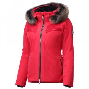 Descente Sofia Insulated Ski Jacket with Real Fur (Women's)