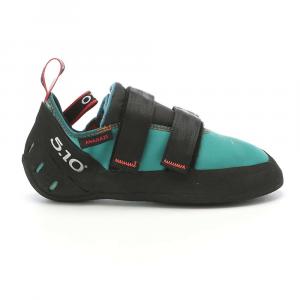 Five Ten Women's Anasazi LV Climbing Shoe - 4.5 - Teal