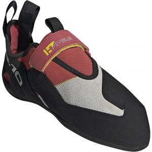 Five Ten Women's Hiangle Climbing Shoe - 5 - Half Red / Clear Grey / Black