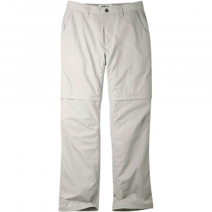 Mountain Khakis Men's Equatorial Convertible Pant - 30x32 - Stone