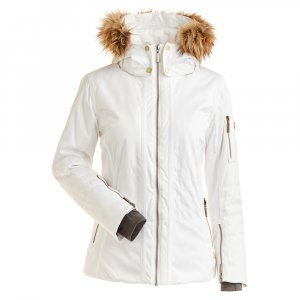 Nils Isa Insulated Ski Jacket with Faux Fur (Women's)