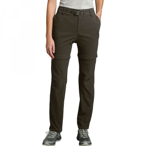 The North Face Women's Paramount Active Convertible Mid-Rise Pant - 6 Regular - New Taupe Green