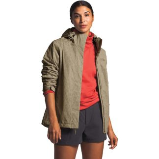 The North Face Women's Venture 2 Jacket - Small - Twill Beige Rain Camo Print