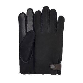 UGG Sheepskin Side Tab Tech Mens Gloves