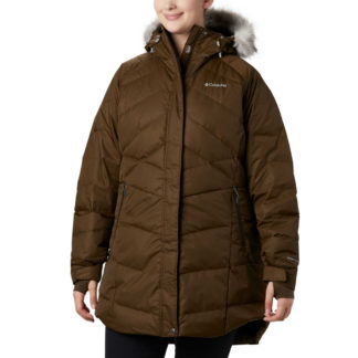 Columbia Lay D Down II Mid - Plus w/Faux Fur Womens Jacket