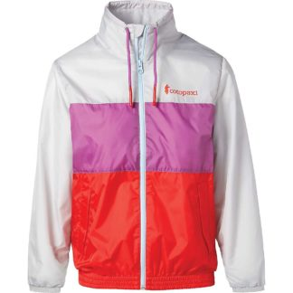 Cotopaxi Unisex Teca Vista Full Zip Jacket - Women's Large/Men's Medium - Ping Pong