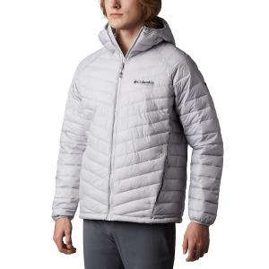 Columbia Men's Titanium Snow Country Hooded Jacket - XL - Slate Grey