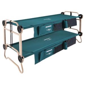 Disc-O-Bed Cam-o-bunk Lg Cot W/ Organizer