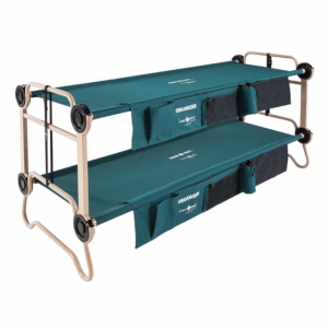 Disc-O-Bed Cam-o-bunk Xl Cot W/ Organizer