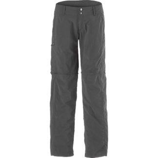 ExOfficio Women's BugsAway Sol Cool Ampario Convertible Pant - 14 Short - Carbon