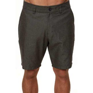 O'Neill Men's Bayclub Chino Shorts - 38 Regular - Asphalt
