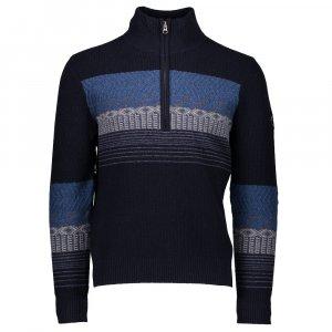 Obermeyer Textured 1/2-Zip Sweater (Men's)