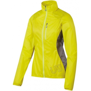 Ultimate Direction Marathon Shell Jacket - Women's, Acid, Medium