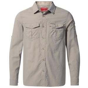 Craghoppers Men's Nosilife Adventure Long-Sleeve Shirt - Size S