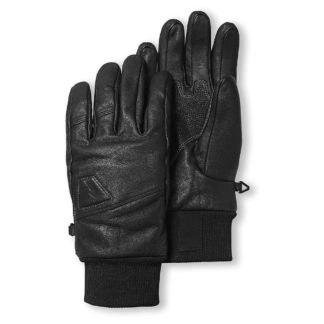 Eddie Bauer First Ascent Men's Mountain Ops Leather Gloves