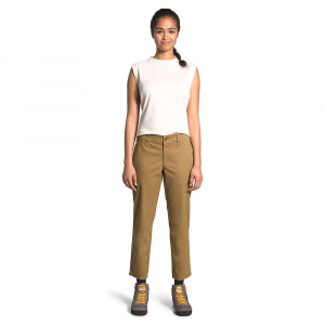 The North Face Women's Motion XD Ankle Chino Pant - 6 - British Khaki