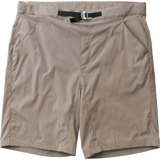 Houdini Men's Crux Shorts - Small - Reed Beige