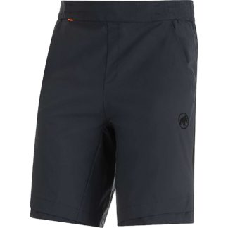 Mammut Men's Crashiano Shorts - 34 - Black