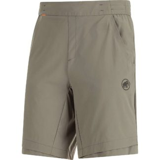Mammut Men's Crashiano Shorts - 34 - Tin