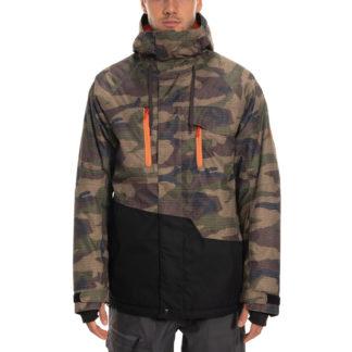 686 Geo Mens Insulated Snowboard Jacket 2020