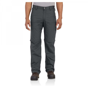 Carhartt Men's Force Extremes Convertible Pant - 34x32 - Shadow