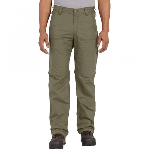 Carhartt Men's Force Extremes Convertible Pant - 34x36 - Burnt Olive