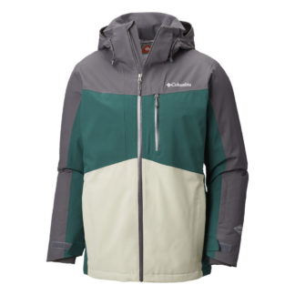Columbia Wild Card Mens Insulated Ski Jacket 2019