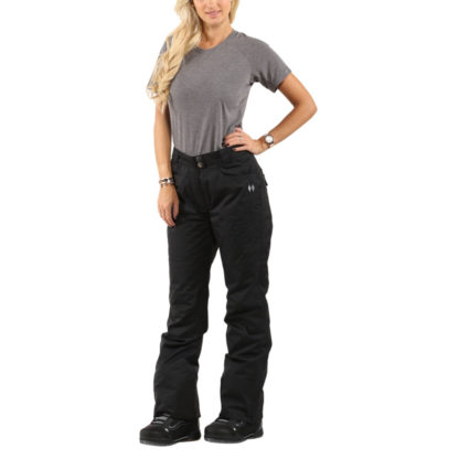 Double Diamond Jean Womens Ski Pants 2017
