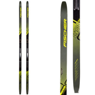Fischer Twin Skin Cruiser EF Cross Country Skis 2019