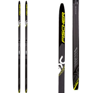 Fischer Twin Skin Superlite EF Cross Country Skis 2019